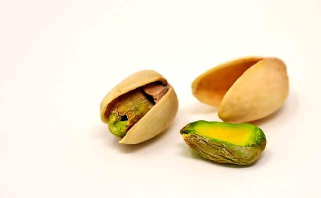 Gatos podem comer pistache?