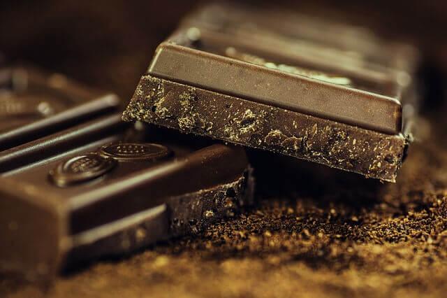 Os gatos podem comer chocolate?