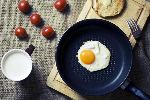 Os ovos são saudáveis para cães?